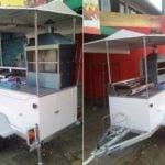 Carrocinha de churrasquinho: Como comprar para vender na rua?