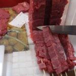 1 kg de carne faz quantos espetinhos?