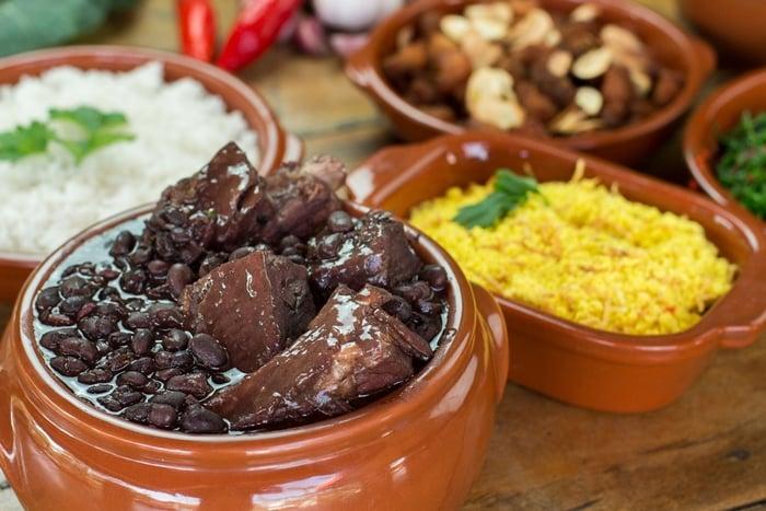 receita de feijoada tradicional